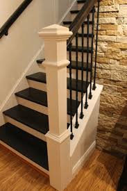 Interior Stair Railing Systems Best Staircase Remodel Ideas On ... Chic On A Shoestring Decorating How To Stain Stair Railings And Best 25 Refinish Staircase Ideas Pinterest Stairs Wrought Iron Stair Railing Iron Stpaint An Oak Banister The Shortcut Methodno Howtos Diy Rail Refishing Youtube Photo Gallery Cabinets Boise My Refinished Staircase A Nesters Nest Painted Railings By Chameleon Pating Slc Ut Railing Concept Ideas 16834 Of Barrier Basic Gate About