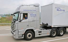 100 Hyundai Truck Completes South Koreas First Autonomous Truck Highway