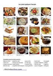 cuisine typique des plats typiques la nourriture fle vocabulaire