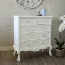 White Chest of Drawers – Elegance and Class