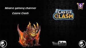Pumpkin Duke Castle Clash Hack by Castle Clash Youtube Gaming