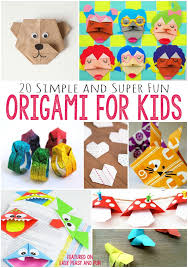 Paper Craft For Kids Step By 16 Best Easy Origami And Beginners Images On Pinterest