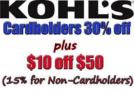 Kohl's Cardholders Stacking Coupon: 30% Off + Extra ... Kohls Coupon Codes This Month October 2019 Code New Digital Coupons Printable Online Black Friday Catalog Bath And Body Works Coupon Codes 20 Off Entire Purchase For Promo By Couponat Android Apk Kohl S In Store Laptop 133 15 Best Black Friday Deals Sales 2018 Kohlslistens Survey Wwwkohlslistenscom 10 Discount Off Memorial Day Weekend Couponing 101 Promo Maximum 50 Oct19 Current To Save Money