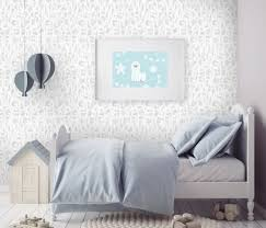 erismann 10164 10 sweet and cool wandtapete muster motiv grau tapete wohnzimmer