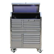 Lowes Tool Boxes For Trucks Kobalt 11drawer 41in Stainless Steel Tool Chest At Lowescom 70in X 13in 14in Alinum Fullsize Crossover Truck Accsories Dark Wood Toy Shop Storage Menards Boxes Photocell Outdoor Lighting Lowes Electric Jobsite Newest Rolling Tool With Stanley Wheeled Plastic Low Profile Suncast Metal Pantry Portable Kitchen For Cabinets Gladiator 81pcs Set For 26 Bm Ymmv Quick Look Task Force 26in From Youtube Better Built Midsize Silver Box
