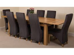 essgruppe kenia mit ausziehbarem tisch und 8 stühlen