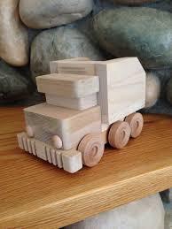 100 Wood Trucks A Set Of 4 Mighty Etsy