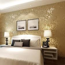 Medium Size Of Bedroomslatest Wallpaper Designs For Walls Green Feature Living Room