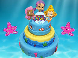 ideas decorations and create special birthday with bubble guppies