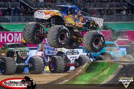 100 Monster Truck San Diego California Jam January 20 2018 Stone