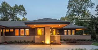 100 Cantilever Home Hillside House Entry Prairie Architect WEST STUDIO