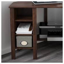 Ikea Corner Desks Uk by Brusali Corner Desk Brown 120x73 Cm Ikea