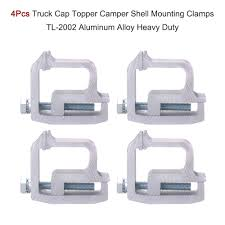 100 Truck Cap Camper Universal Topper Shell Mounting Clamps TL 2002 Aluminum Alloy Heavy Duty Car Tablet Holder For Cars Tablet Holder In Car From
