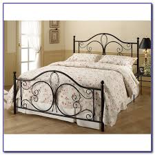 Wrought Iron Headboards King Size Beds by White Wrought Iron King Size Headboards Headboard Home