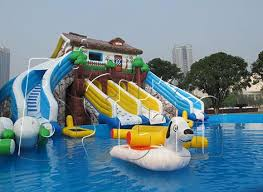 Five Benefits Of Buying Commercial Inflatable Water Slide You Must Know