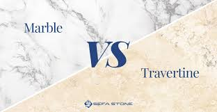 travertine vs marble comparison guide what is the difference