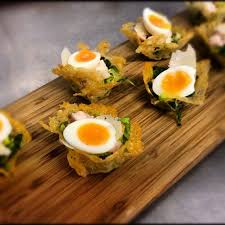 dining canapes recipes caesar salad anyone dining canapes from the poet plating