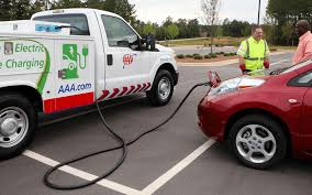 AAA Says That Its Emergency Electric Vehicle Charging Trucks Served ...