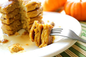 Easy Healthy Pumpkin Pancake Recipe by Pumpkin Protein Pancakes Lettuce Be Healthy With Kim Lam