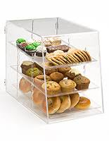 Pastry Display Cases I Countertop Food Service Containers