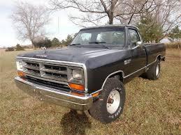 100 1987 Dodge Truck Ram For Sale ClassicCarscom CC1166663