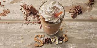 Pumpkin Swirl Iced Coffee Dunkin Donuts by Dunkin U0027 Donuts Just Unleashed S U0027mores Coffee And Cake Batter Donuts