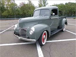 1940 Ford Pickup For Sale | ClassicCars.com | CC-996777 1940 Ford Truck Hotrod Ratrod Hot Rods For Sale Pinterest 2009802 Hemmings Motor News Ford Truck For Sale The Hamb 1935 Pickup Sold Brilliant Ford Truck Wikipedia 7th And Pattison One Owner Barn Find Used All Steel Body 350ci V8 Venice Fl For Rod Street Images Pictures Wallpapers Autogado Sale Front View Custom Rides
