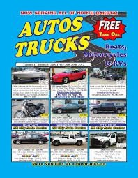 Autos & Trucks V11 Is 14 By AUTOS & TRUCKS - Issuu