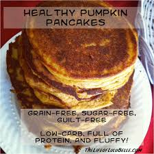 Bisquick Pumpkin Puff Pancakes by Breakfast Thelifeoflulubelle