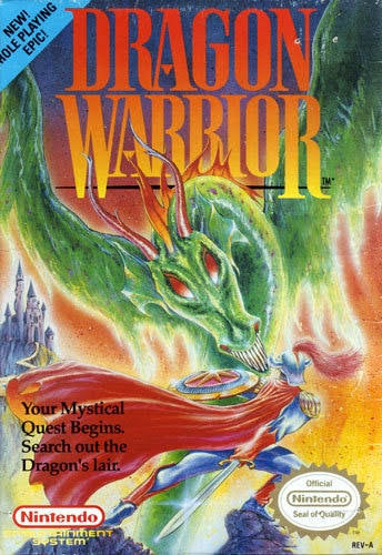 Dragon Warrior [Entertainment System Game]
