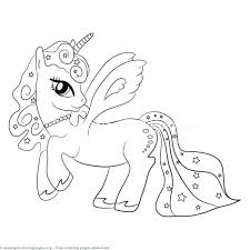 Fairy Unicorn Coloring Pages Cute Unicorn Coloring Pages Fairy And