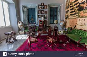 100 Villa Interiors TREMEZZO ITALY JUNE 03 2019 Interiors Of Villa Carlotta