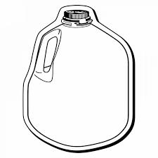 jug clipart black and white milk black and white clipart milk jug clip art