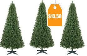 6ft Alberta Spruce Artificial Christmas Tree Just 1350 Reg 27