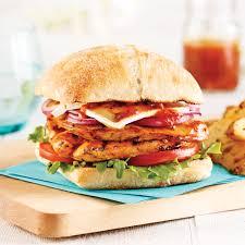 sauge cuisine recettes burger au poulet sauge et brie recettes cuisine et nutrition