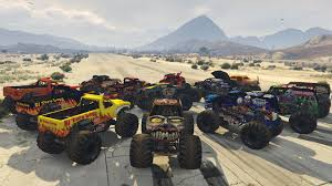 Monster Jam Mega Pack [Add-On] - GTA5-Mods.com