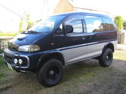 This 1996 Mitsubishi Delica Van Is For Sale On EBay ESD May Earn Commisions When A Product Purchased From Link With An Asking Price Of GBP4500