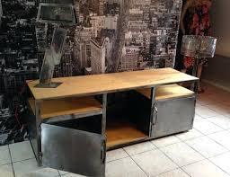 bureau loft industriel meuble industriel vintage meuble industriel vintage style loft