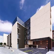 100 Architects Southampton Student Accommodation Khoury