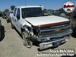 100 Chevy Silverado Truck Parts Used 2012 Chevrolet 1500 62L For Sale Subway