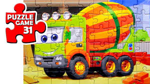Puzzle Games #31 Construction Truck Learning Street Vehicles For ... Flying Dump Truck And Heavy Loader Simulator 2018 Apk Download Mega Home Cstruction City Builder House Games For Android Gaming For Children Crazy Wash Kids Game Backhoe Loader Truck To Put Gundam 2016 Video Parking 16 Crane Free Simulation Playmobil 123 6960 1200 Hamleys Toys Hill Driver Cement Excavator Sim 2017 Fun Driving Youtube 3d Material Transport Free Download Of