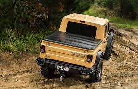 100 Brute Jeep Truck S Wrangler Brute Of A Ute Road Tests Driven