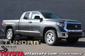 New 2018 Toyota Tundra SR5 Double Cab 6.5' Bed 5.7L Double Cab Truck ...