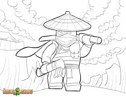 Coloring Pages Lego Ninjago Cole Zx Free Printable Color Sheets Colouring Jay Kx