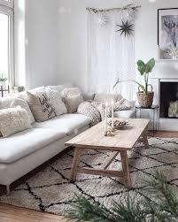 einen schönen feierabend wohnzimmer boho scandi
