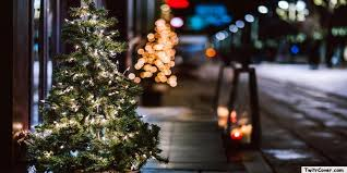 Christmas Tree Twitter Covers Header Images TwitrCover