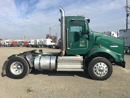 USED 2010 KENWORTH T800 DAYCAB FOR SALE IN CA #1245