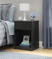 Ameriwood Media Dresser 37 Inch by Amazon Com Ameriwood Home Core Night Stand Black Kitchen U0026 Dining