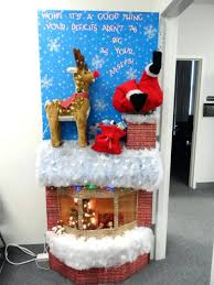 Christmas Cubicle Decorating Contest Flyer by 100 Office Christmas Decorating Ideas 2015 Top Outdoor