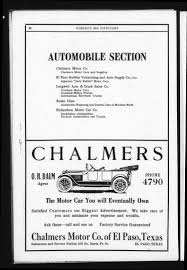 Worley's Directory Of El Paso, Texas, 1914 - Page 26 - The Portal To ... Food Truck Trend Continues To Grow As Profits Roll In Autocar News Articles Heavy Duty Trucks Crawford Buick Gmc Dealership El Paso Tx 2017 Chevrolet Silverado 3500hd Model Truck Research Unmounted 1998 Manitex 22101s Boom Crane For Sale Cars Under 3000 Miles Autocom Craigslist Nacogdoches Deep East Texas Used And By Semi In Tx Outstanding 2007 Freightliner West Truck Capital Inc 7155 Dale Road El Paso 752921 Urgent Sale Beautiful 2003 Toyota Tacoma This Ad Is My Texas Lowriders For